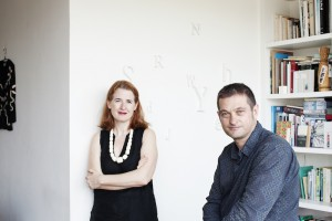 Behomm founders Agustí Juste and Eva Calduch. Photo: Paola de Grenet