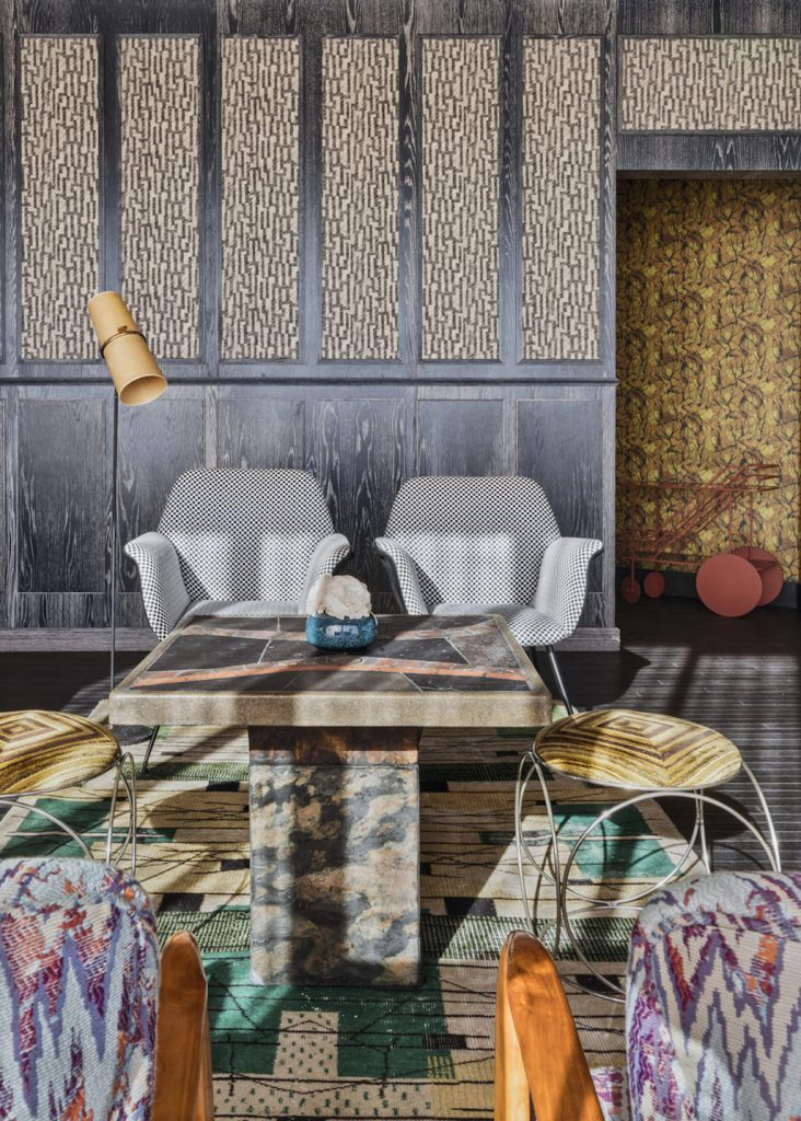 Interior Ideas from the Proper Hotel by Kelly Wearstler
