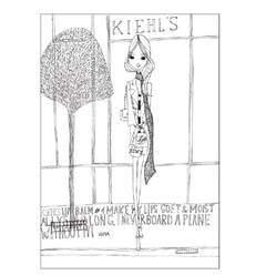 Promotion, Kiehls Cosmetic, Germany