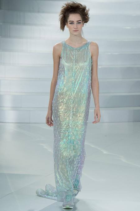 Daniela's favourite dress (dress by Chanel)