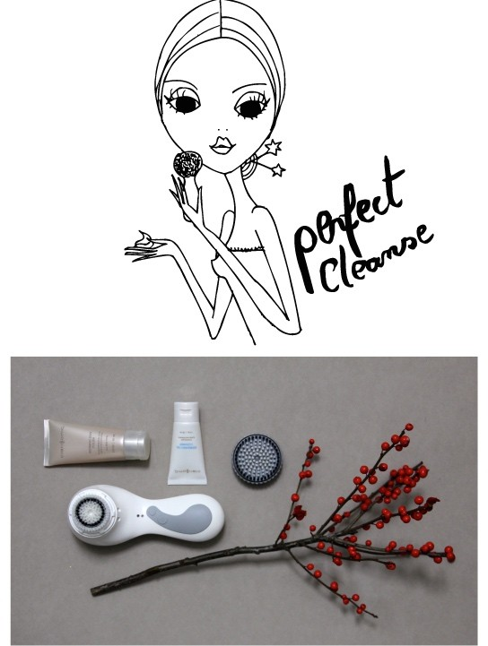 Lay-out-Clarisonic
