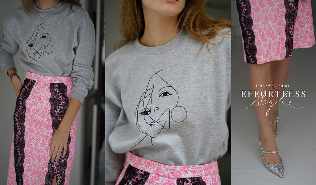 How the Sweatshirt became really Haute