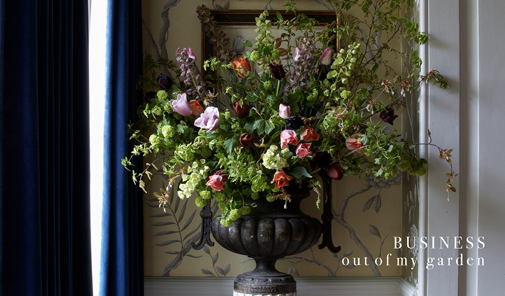 A Business from the heart. Bayntun Flowers