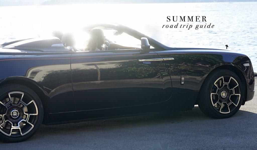 Summer Road-Tripping with Rolls-Royce