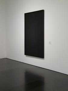 "Ad Reinhardt, ""Black Painting"""