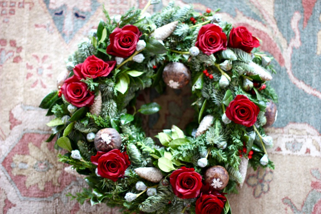 Advent wreath_Aufmacher Bild