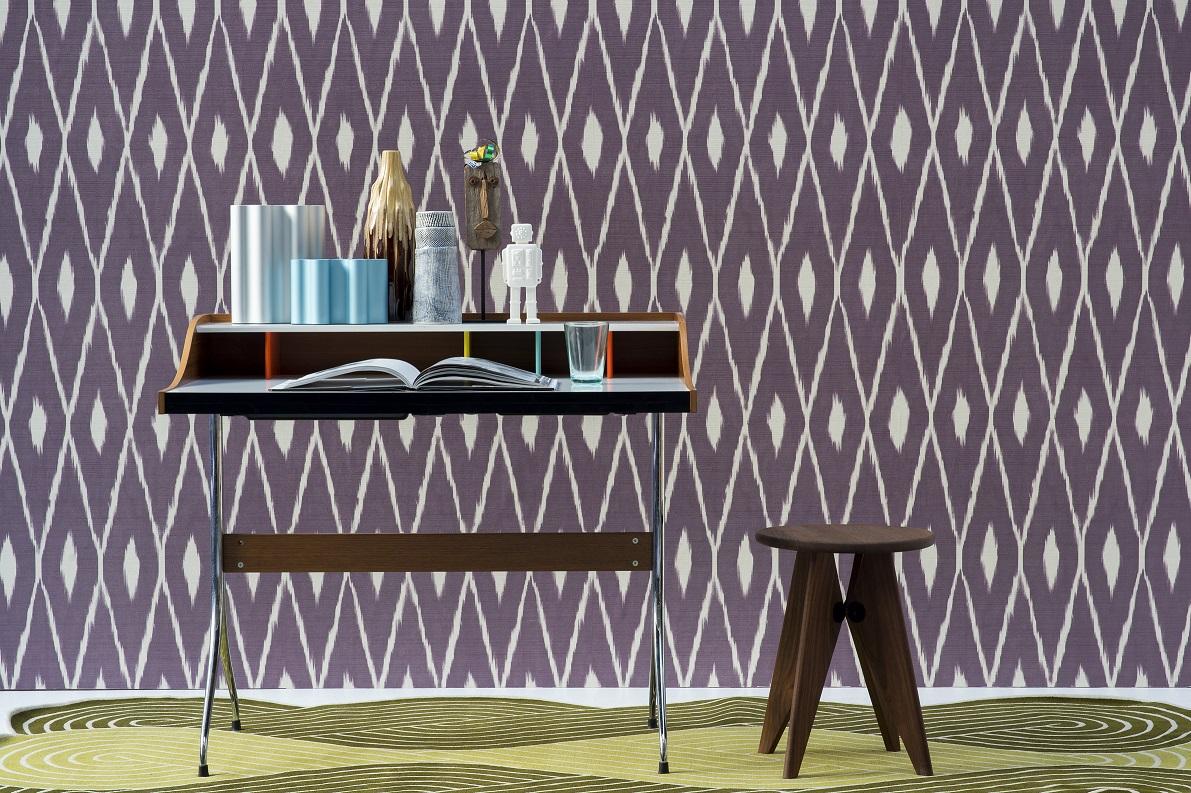 Papier Peint Pierre Frey dress up your rooms with maison pierre frey | irmas world