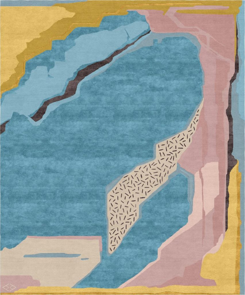 Angelina Askeri Tapis Rouge Theses Rugs Are A Piece Of Art