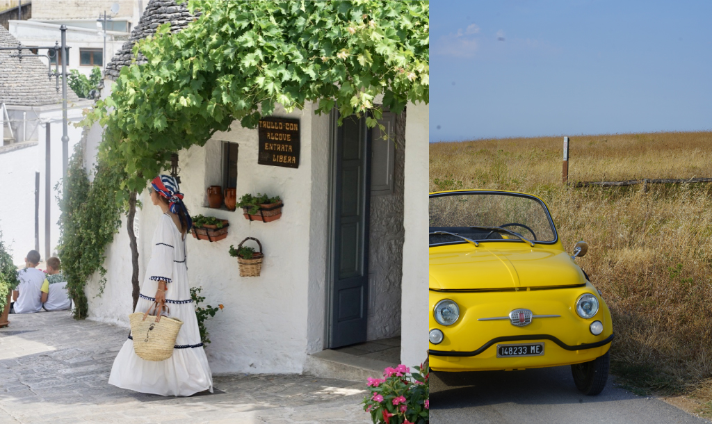 A Weekend In Puglia With Hertz Selezione Italia In Collaboration