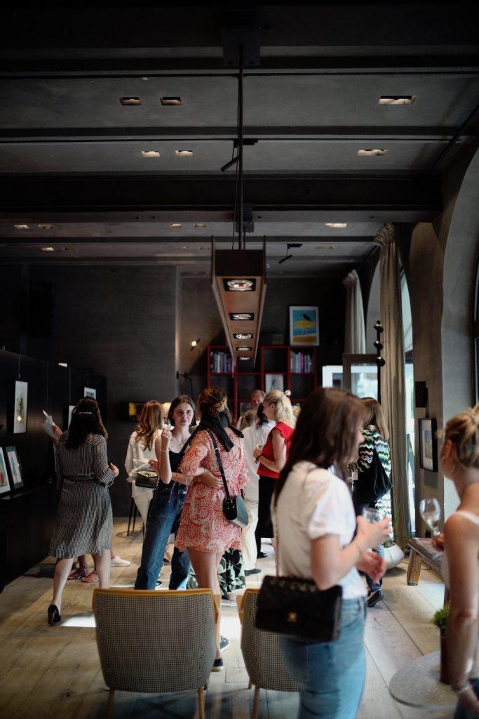 Irma 39 S Summer Show Opening In Munich Fine Art