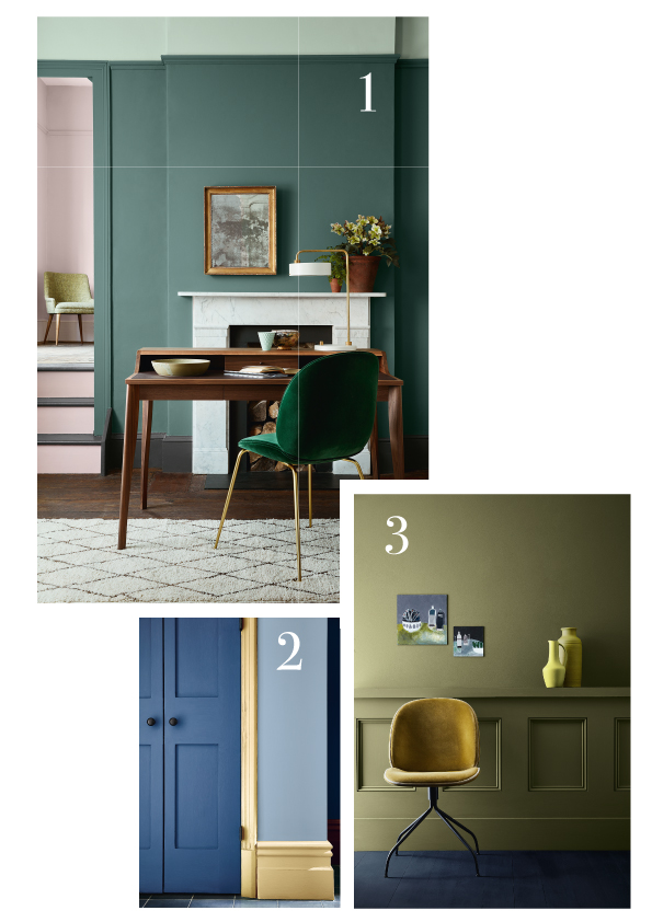 Interior decorating tips from Ruth Mottershead, Little Greene ...