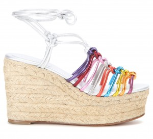 Chloe platform shoes