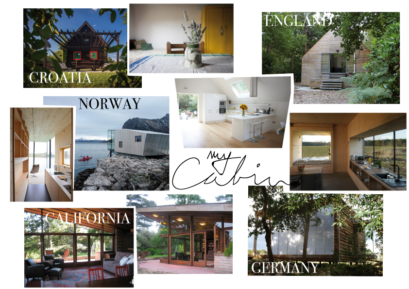 collage-cabins