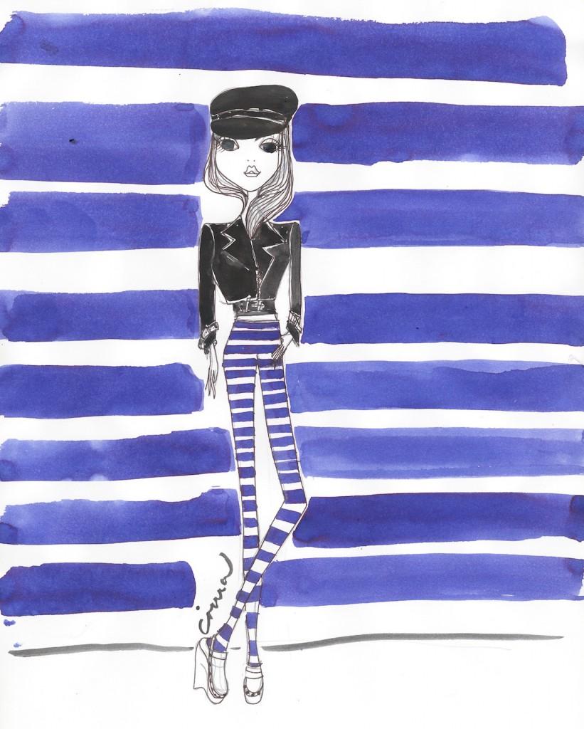 Gaultier Illustration