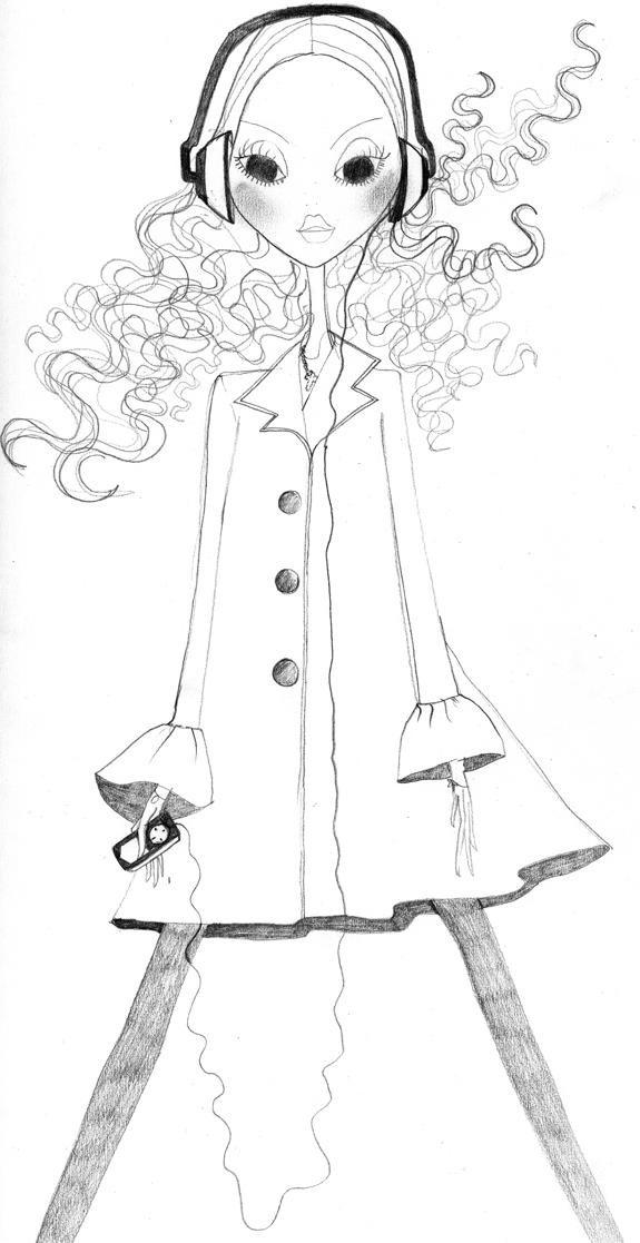 IRMAS MUSIC Zeichnung