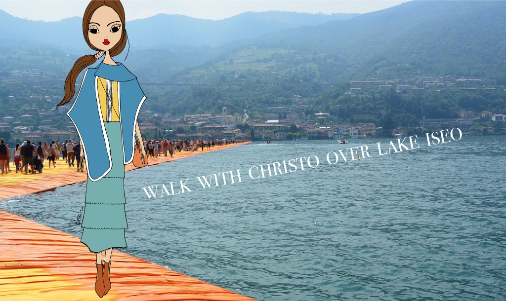 Christo's Floating Piers at Lake Iseo – discovering a hidden gem