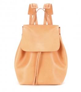 Mansur Gavriel leather backpack