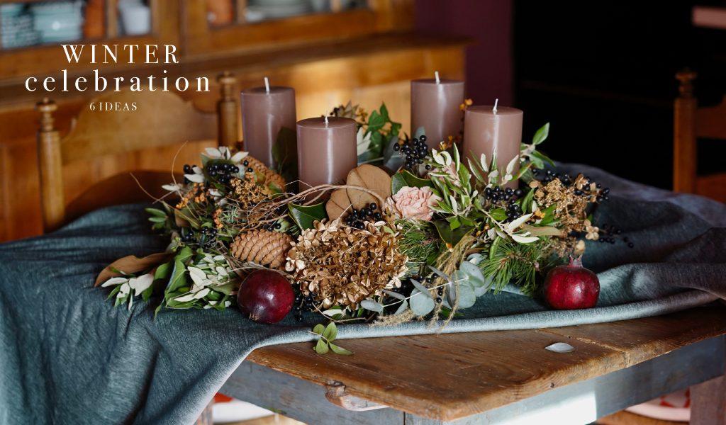 6 ideas to groom your Advent wreath