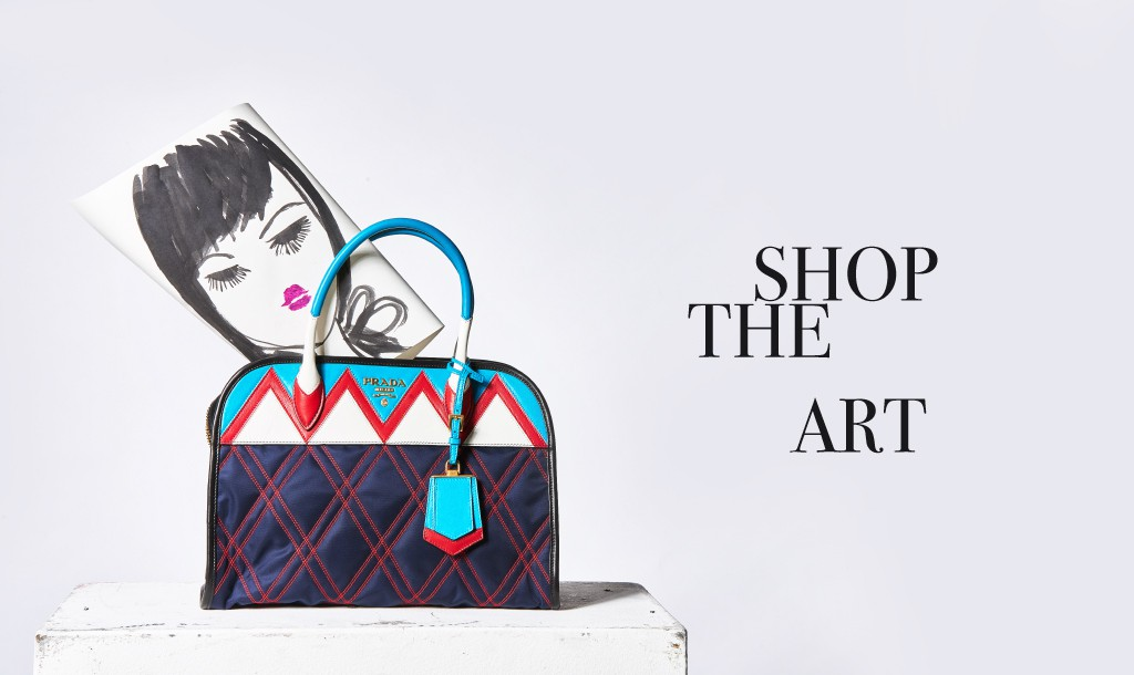 Art-inspired fashion, a MUST not only at Art Basel Miami