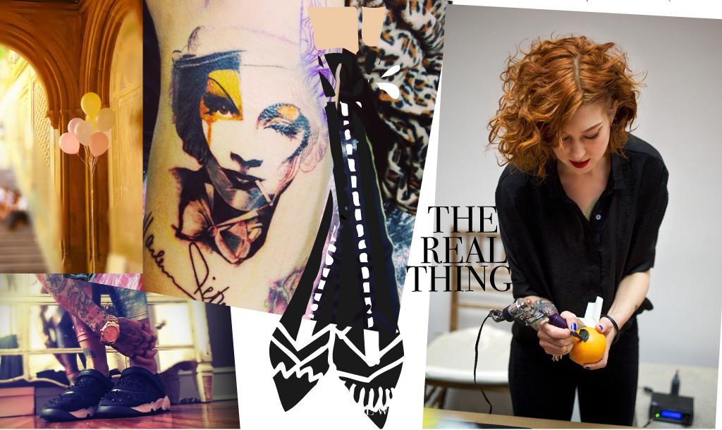 More than skin-deep: A chat with tattoo artist Amanda Wachob