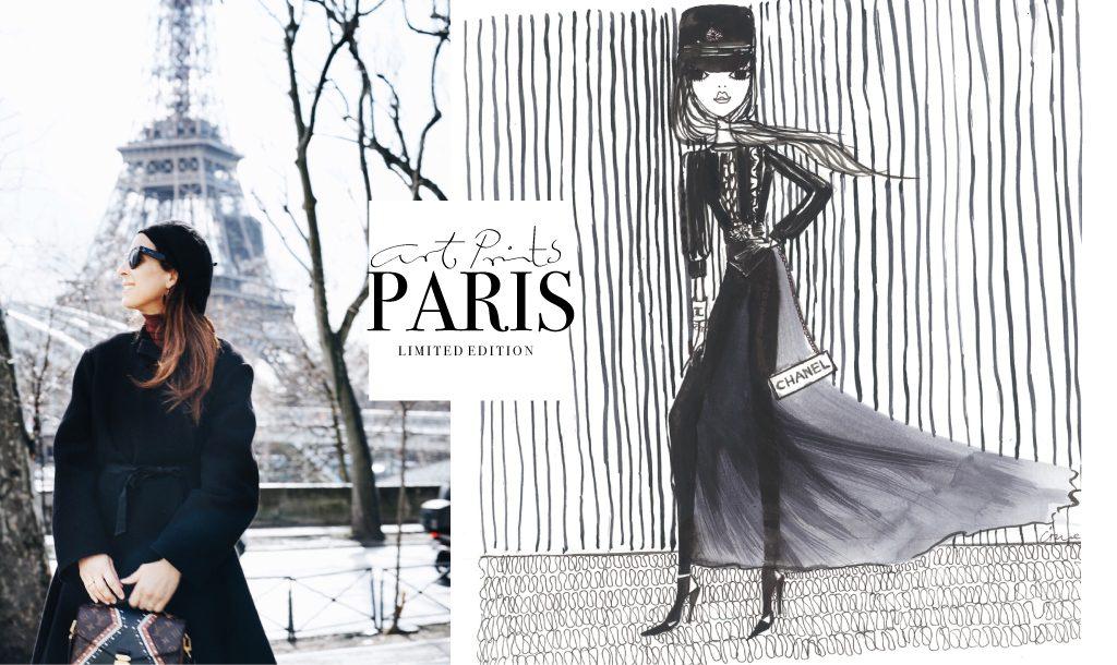IRMA's exclusive Art Prints from Paris