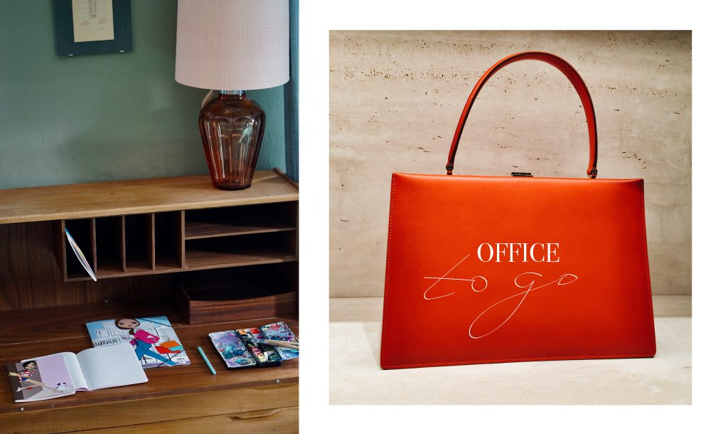 How to create an office space when you travel