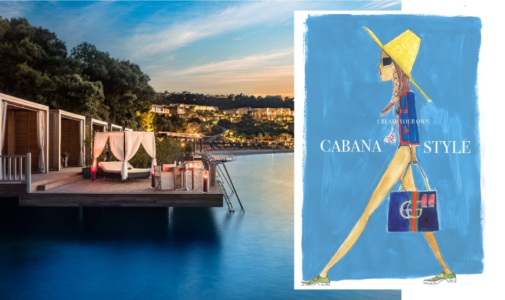 5 ideas to create your own Cabana