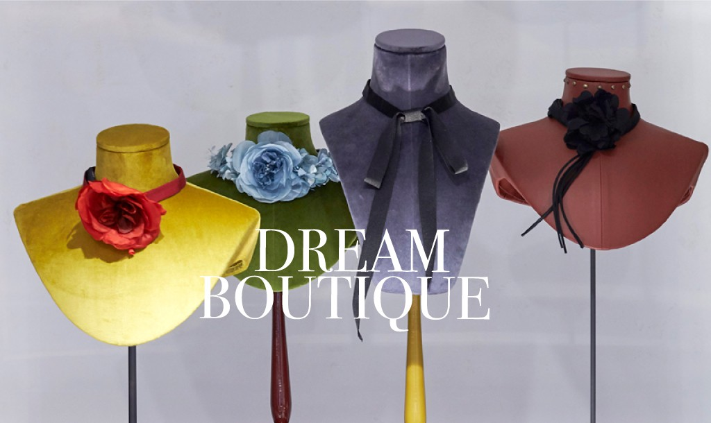 Dream fashion boutiques