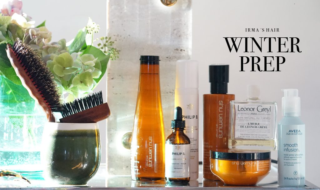 Hair caring products that make your hair glow this winter