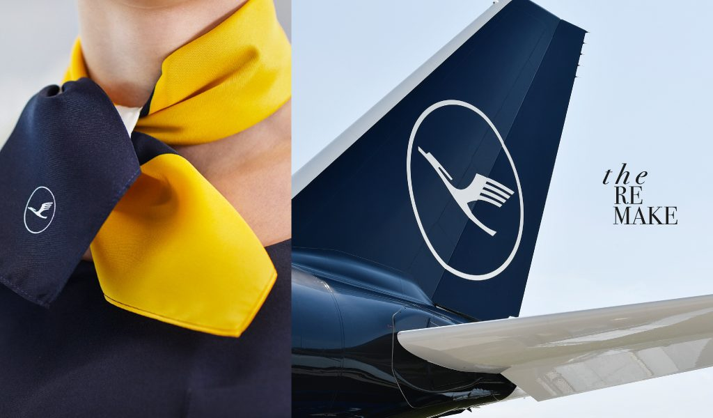 A talk with Peter Martin, CEO of MARTIN ET KARCZINSKI about the new Lufthansa CI