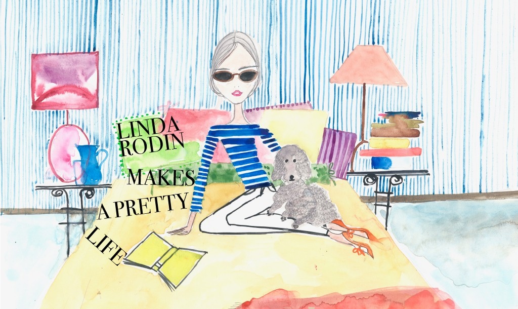 Linda Rodin teaches women how to age in style