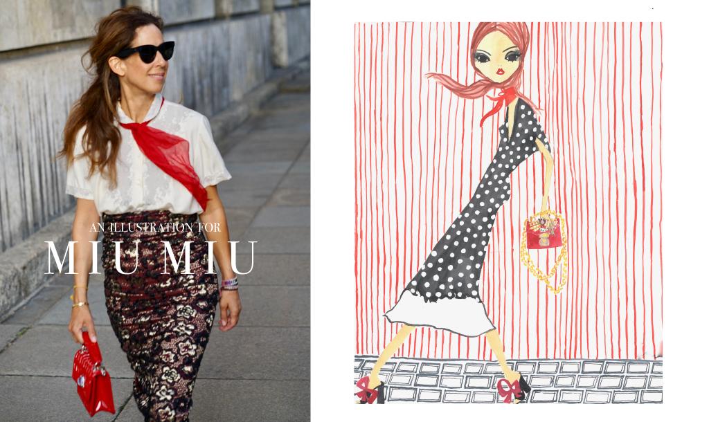 big sale 8f120 07f1c IRMA for Miu Miu, limited-edition Art Print | Irmas World