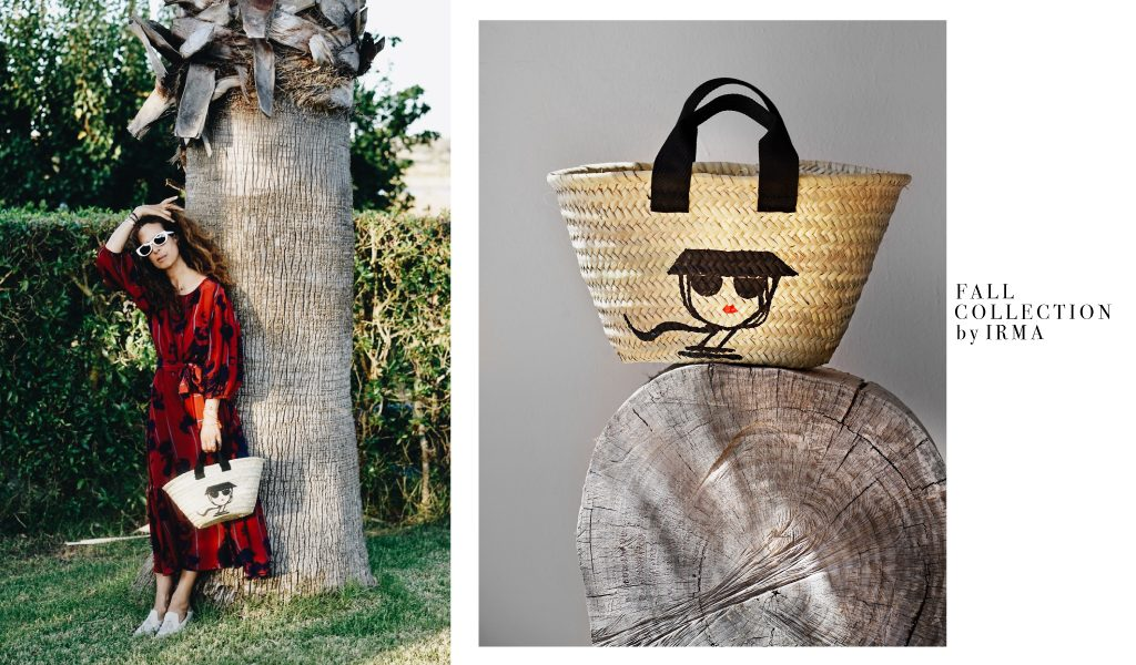 The new IRMA Fall Basket collection