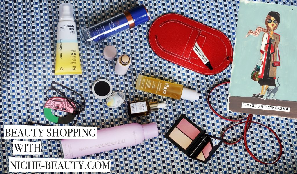 IRMA's favourite products from around the world at Niche-Beauty.com