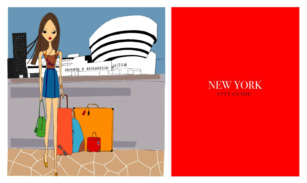 IRMA introduces her New York Travel Guide