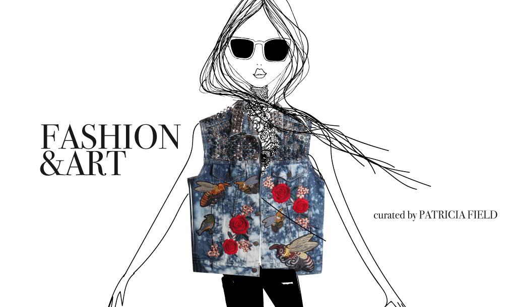 Patricia Field brings fashion to Art Basel