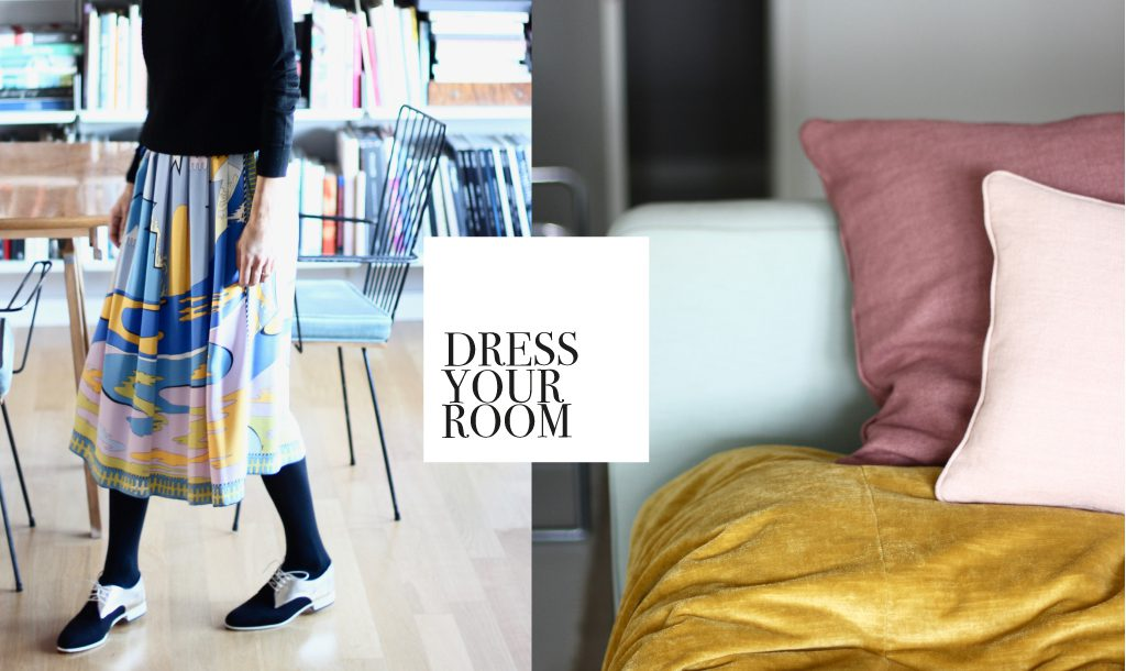 Dress up your rooms with Maison Pierre Frey