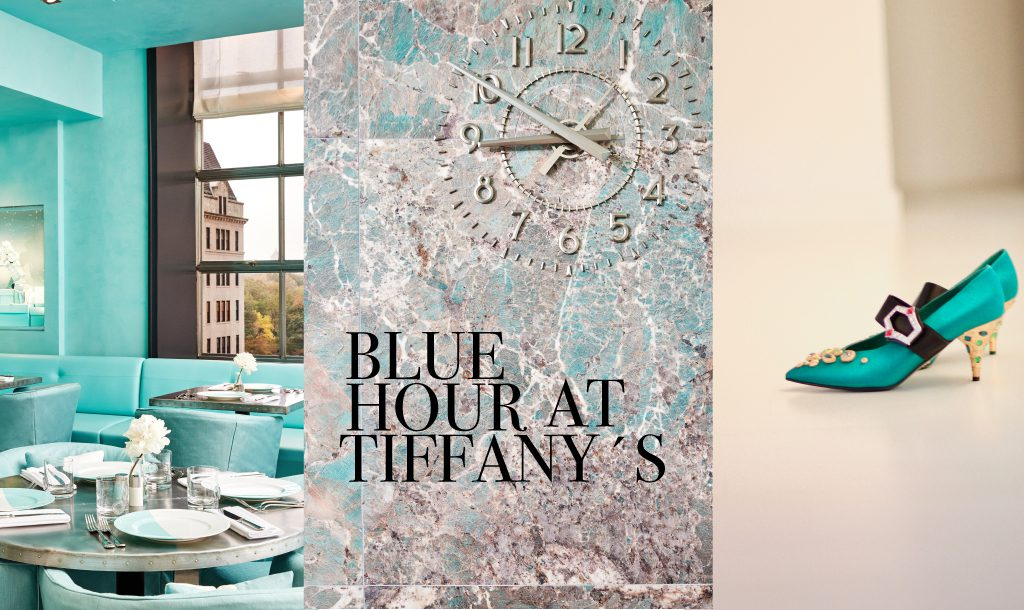 Now you can have breakfast at Tiffany's at the Blue Box Café