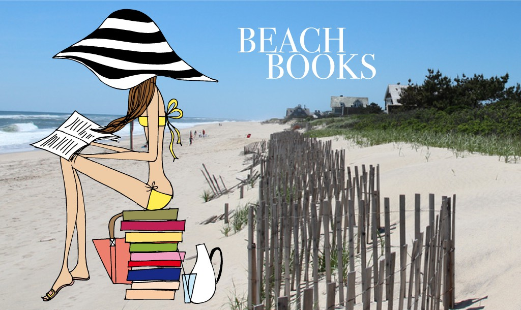 Books for the beach