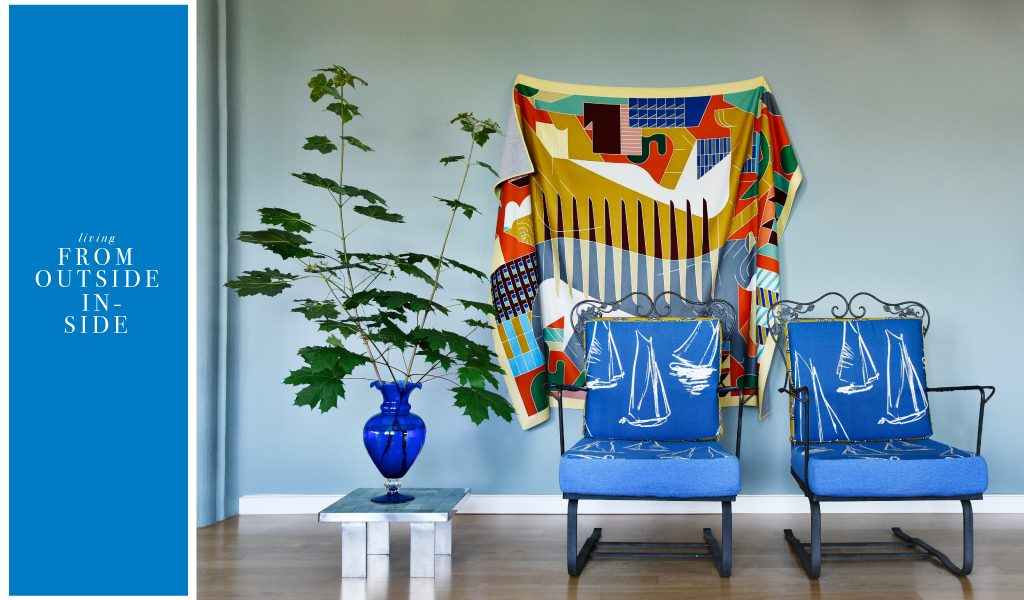 4 ways to make good use of your outdoor furniture during winter