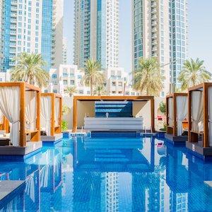 Dubai irmas world for Vida boutique hotel dubai