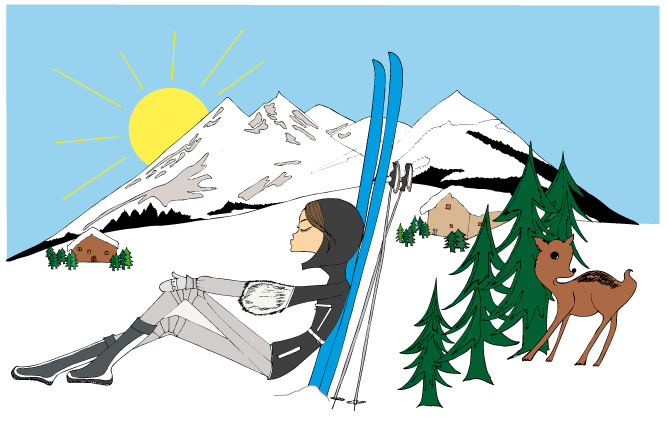 illu St Moritz Travel Guide